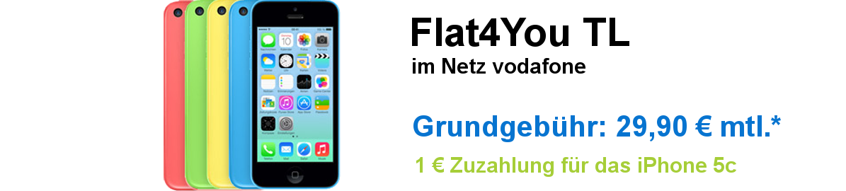 iPhone 5c Angebot